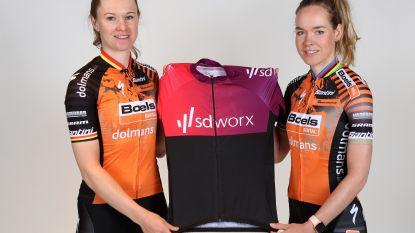 """Belgische SD Worx wordt hoofdsponsor van ploeg Jolien D'hoore: """"Liever nummer 1 bij de vrouwen dan een meeloper bij de mannen"""""""