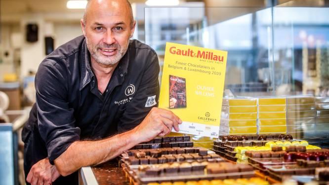 Olivier Willems uitgeroepen tot Chocolatier van het Jaar