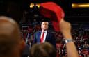 Vorig jaar juni trapte Trump zijn verkiezingcampagne af in Orlando, Florida. Sinds een half jaar staat Joe Biden op voorsprong in de peilingen.