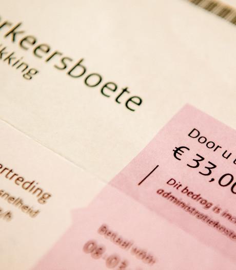 Elf boetes bij verkeerscontroles in gemeente Sluis