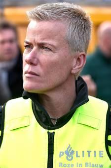 Woordvoerder Ellie Lust weg bij politie Amsterdam