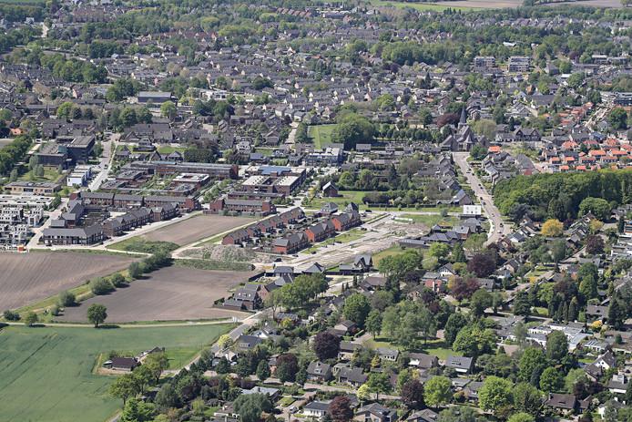 De Raad van State verklaarde woensdag ook het bestemmingsplan Kerkebogten in Eersel definitief geldig.