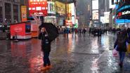 Sneeuwstorm teistert VS: 3.000 vluchten afgelast, noodtoestand in drie staten