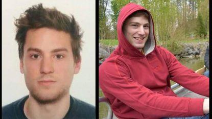 Vermiste Michiel (25) uit Eeklo is ongedeerd teruggevonden door familie