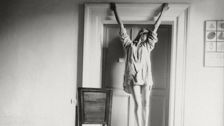 Francesca Woodman: Untitled (1977-1978). Beeld Betty and George Woodman