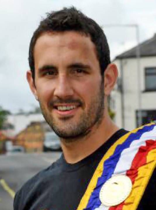 Scott Westgarth in 2017