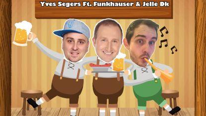 DJ Funkhauser zit niet stil tijdens coronaperiode en brengt single uit met Yves Segers en Jelle DK
