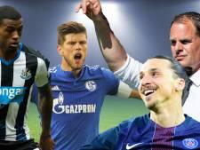 TT: Mourinho haalt Zlatan naar United, Arsenal jaagt op Vardy