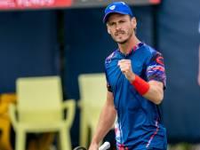 Duivense tennisser Wesley Koolhof naar halve finale in Stockholm