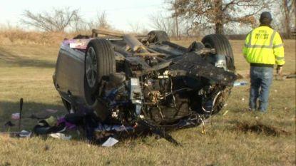 Zevenjarige crasht met 160 kilometer per uur in gestolen auto op snelweg