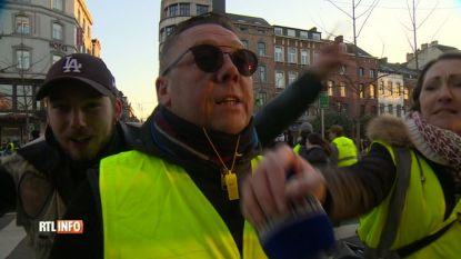 Ploeg van RTL aangevallen terwijl ze reportage draaide over gele hesjes