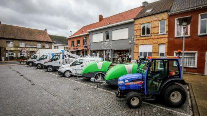 Gemeente investeert fors in wagenpark