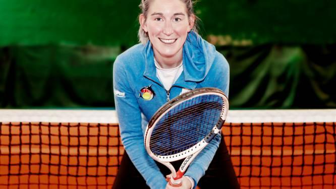 """Julie Lamont is talentscout voor Oost-Vlaanderen: """"Vroeg tennistalentjes ontdekken is belangrijk"""""""
