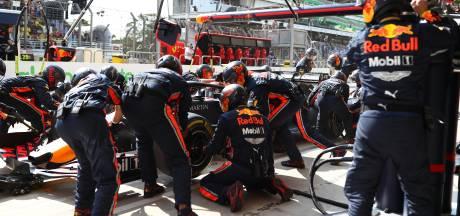 Red Bull maakt pitstop op 10 kilometer hoogte
