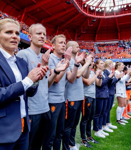 Van Lonneke Robben tot Siepko Luttjeboer, het team achter Oranje