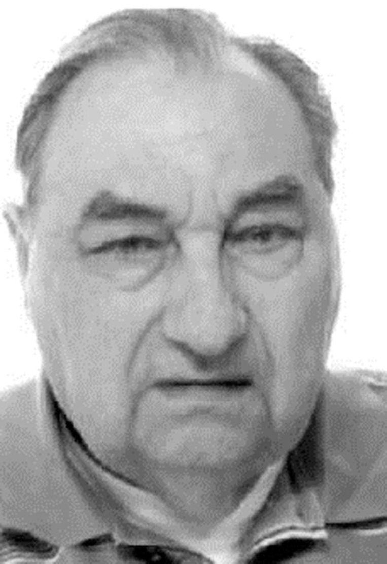 Jacob Verschoor (79) komt mogelijk verward over.