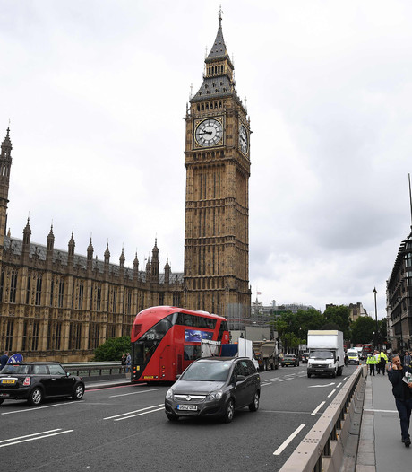 Cyberaanval treft parlement Groot-Brittannië