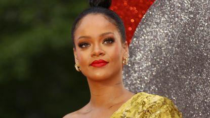 Rihanna vraagt Nederlandse regering 100 miljoen dollar voor goed doel