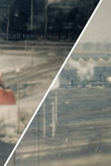 Unieke kleurenbeelden van Amersfoort tijdens Tweede Wereldoorlog