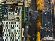 A10-Oost richting Den Haag dicht na ongeluk