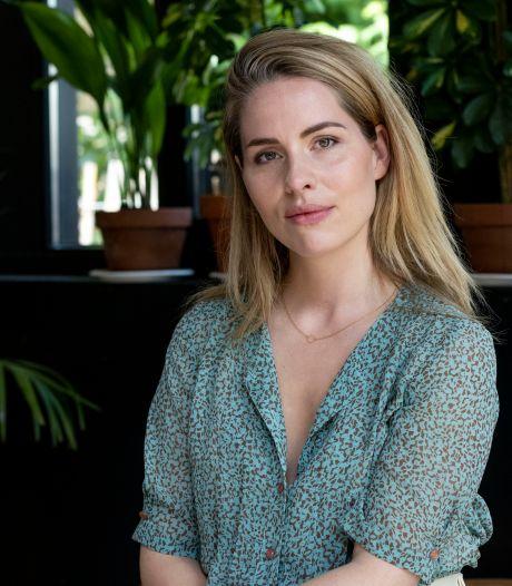 Sanne Langelaar zwanger van tweede kindje