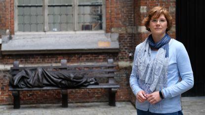 """Moordenaar Julie kwam sporadisch eten bij daklozenopvang Kamiano: """"Nog veel kruitvaten zoals Steve die op ontploffen staan"""""""