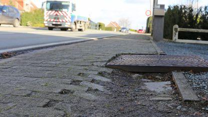 Extra verkeershinder op komst: fietspaden langs Edingsesteenweg (N285) worden heraangelegd