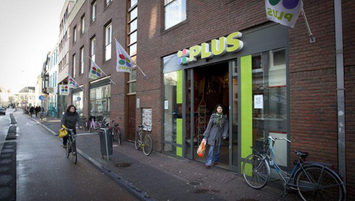 De Plus aan de Voorstraat ziet niets in een beperking van de alcoholverkoop.