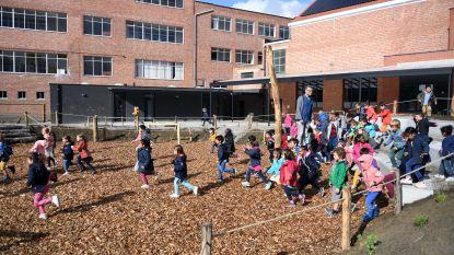 """Nieuwe speelplaats in De Mozaïek: """"Groene oase tussen de muren"""""""