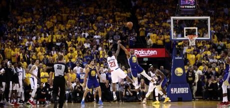 Play-offs tussen Clippers en Warriors duren voort