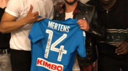 """Zelfs Dries Mertens is fan: Belgische rapper die jeugdreeksen van Westerlo doorliep heeft het over de """"harde wereld"""" van ons voetbal"""
