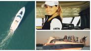 Luxejacht botst na vrijpartijtje van kapitein en vrouwelijke matroos