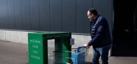 'Corona-uitvinding' van Brabantse bodem: een wasstraat voor winkelwagens