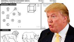De mentale gezondheidstest van Trump: doe jij beter dan de president?
