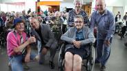 Optreden voor 102de verjaardag Wis Heylen