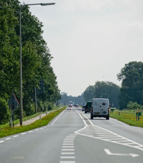 Wekenlang ernstige hinder op N35 tussen Raalte en Wierden