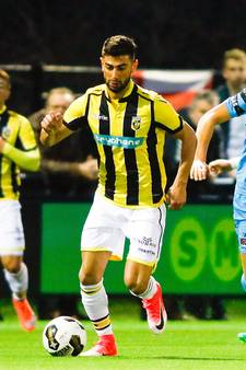 Jong Vitesse in last na late nederlaag in Barendrecht