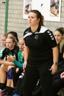 Fragette Jagt stapt op als coach van handbalsters Fortissimo