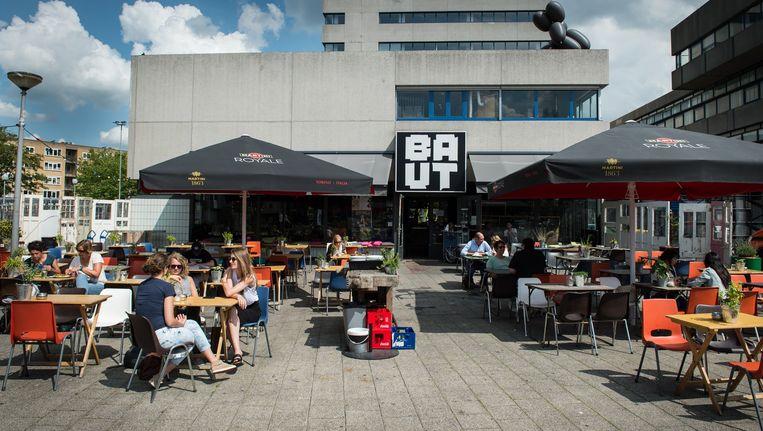 Restaurant Baut in de Wibautstraat. Beeld Mats van Soolingen