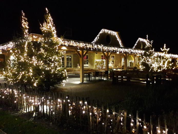 Den Hemel in kerstsferen