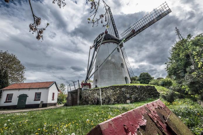 De Kekerdomse molen De Duffelt.