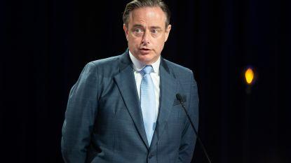 """De Wever: """"Voor mij nu totaal ondenkbaar geworden dat Vivaldi er kan komen"""""""