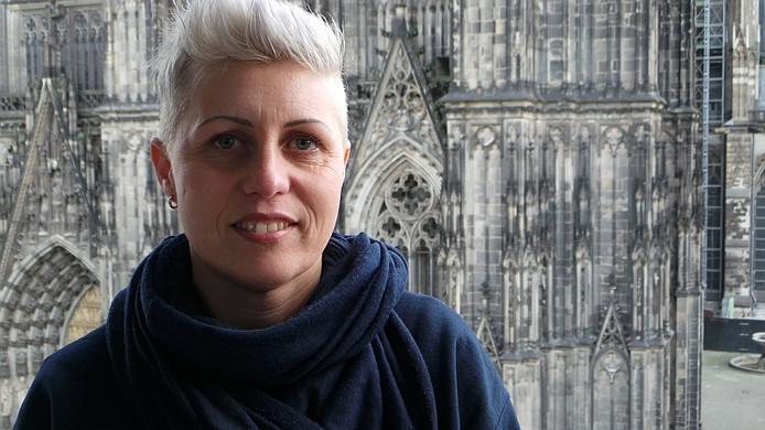 Tanja Schmieder: De meeste vrijwilligers zijn afgehaakt. Wie helpt ze nieuwkomers nu zoeken naar een woning?