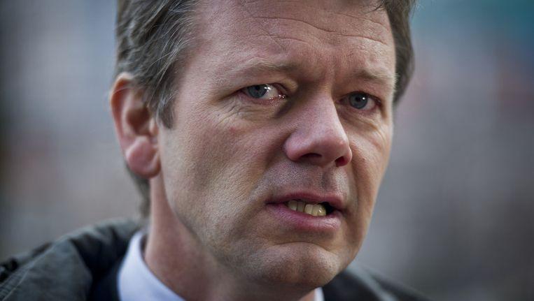 CU-Kamerlid Voordewind wil de strijd tegen haatzaaien op internet aangaan. © ANP Beeld null