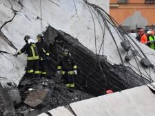 Live: Hulpdiensten zoeken overlevenden tussen puin ingestorte brug