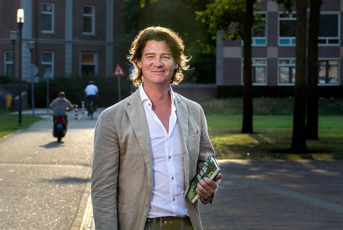 Robert van den Broek. Archieffoto