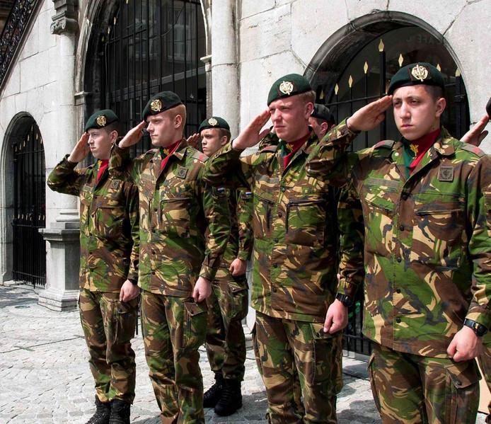 42 Pantserinfanteriebataljon Limburgse Jagers