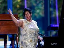 Aretha Franklin bleef zingen, ze kon niet anders