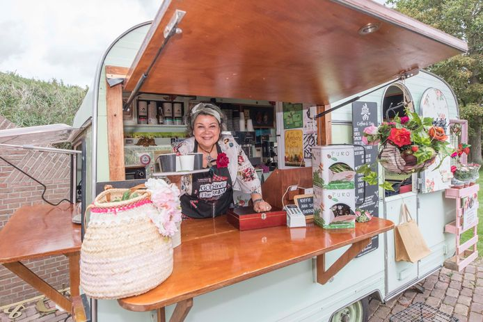 Foodtruck Missie Applepie.