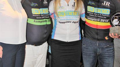 Wielertoeristenclub Pevenage Cycling viert kampioenen